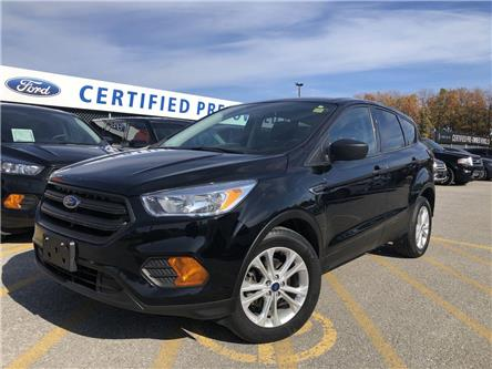 2017 Ford Escape S (Stk: ES19812A) in Barrie - Image 1 of 42