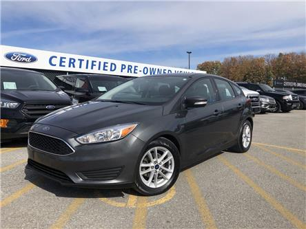 2017 Ford Focus SE (Stk: ET19873A) in Barrie - Image 1 of 44
