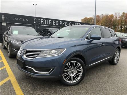 2018 Lincoln MKX Reserve (Stk: NT19806A) in Barrie - Image 1 of 26