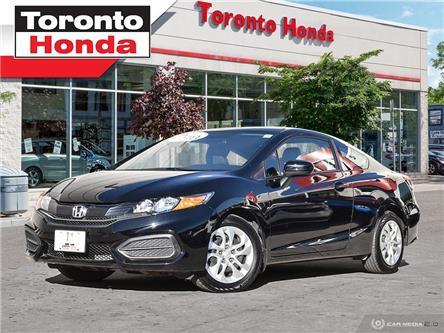 2015 Honda Civic LX (Stk: 39626) in Toronto - Image 1 of 27