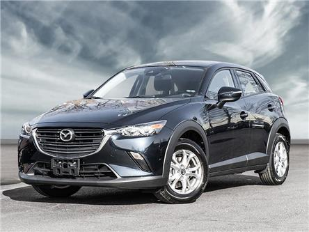 2019 Mazda CX-3 GS (Stk: H190711) in Markham - Image 1 of 23