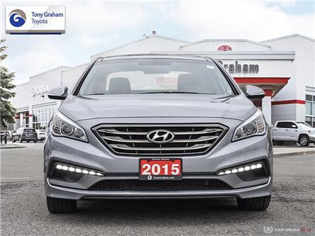 2015 Hyundai Sonata  (Stk: 58398A) in Ottawa - Image 2 of 28