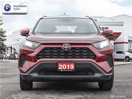 2019 Toyota RAV4 LE (Stk: U9167) in Ottawa - Image 2 of 28