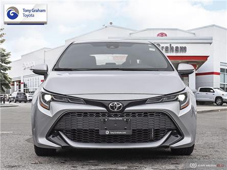 2019 Toyota Corolla Hatchback Base (Stk: U9187) in Ottawa - Image 2 of 29