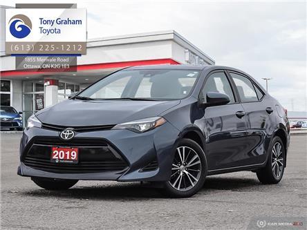 2019 Toyota Corolla LE (Stk: U9203) in Ottawa - Image 1 of 30