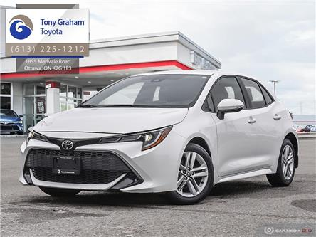 2019 Toyota Corolla Hatchback Base (Stk: U9189) in Ottawa - Image 1 of 30
