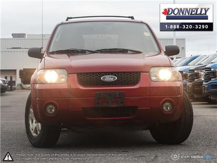 2006 Ford Escape Limited (Stk: PBWDS660A) in Ottawa - Image 2 of 28