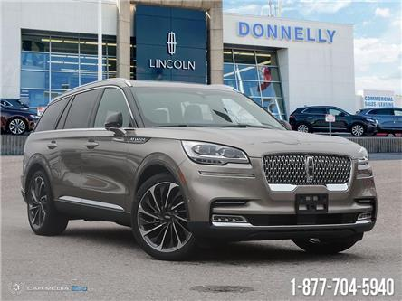 2020 Lincoln Aviator Reserve (Stk: DT35) in Ottawa - Image 1 of 27
