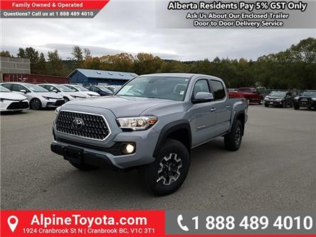 2019 Toyota Tacoma TRD Off Road (Stk: X207505) in Cranbrook - Image 1 of 24