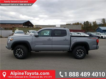2019 Toyota Tacoma TRD Off Road (Stk: X207505) in Cranbrook - Image 2 of 24