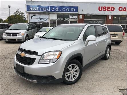 2012 Chevrolet Orlando 1LT (Stk: 19-3609A) in Hamilton - Image 1 of 17