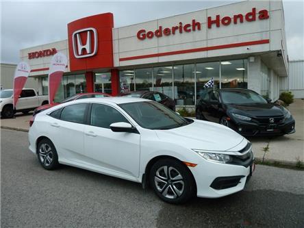 2017 Honda Civic LX (Stk: U15419) in Goderich - Image 1 of 8