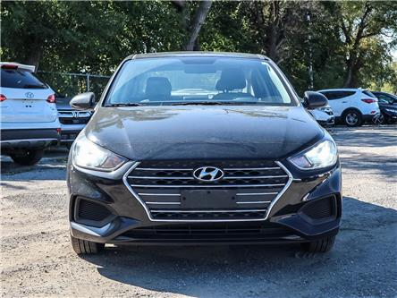 2019 Hyundai Accent Preferred (Stk: U06709) in Toronto - Image 2 of 16