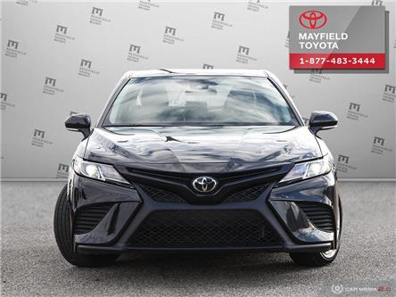 2019 Toyota Camry SE (Stk: 194215) in Edmonton - Image 2 of 20