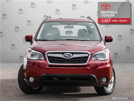 2016 Subaru Forester 2.5i Convenience Package (Stk: 192125B) in Edmonton - Image 2 of 20