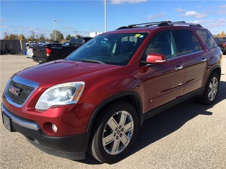 2010 GMC Acadia SLT (Stk: 19583A) in Ancaster - Image 1 of 27