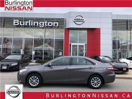 2017 Toyota Camry LE (Stk: A6826) in Burlington - Image 1 of 19