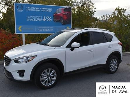 2016 Mazda CX-5 GS (Stk: U7449) in Laval - Image 1 of 20