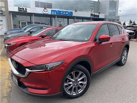 2019 Mazda CX-5 GT TURBO, DEMO, REMOTE START, LINERS (Stk: D19-579) in Woodbridge - Image 1 of 30