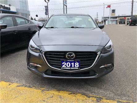 2018 Mazda Mazda3 GT (Stk: P-4102) in Woodbridge - Image 2 of 29