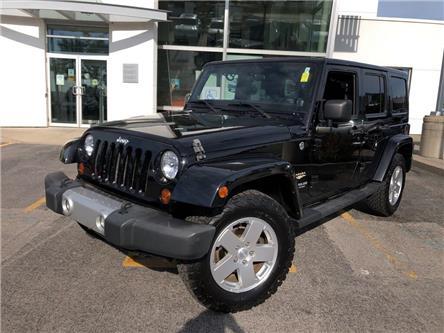 2011 Jeep Wrangler Unlimited Sahara (Stk: 6032V) in Oakville - Image 2 of 17