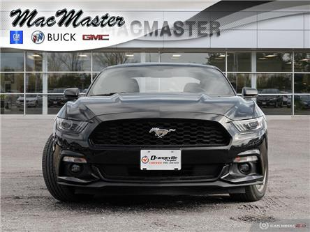 2016 Ford Mustang  (Stk: U200321-OC) in Orangeville - Image 2 of 30