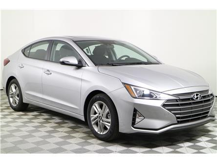 2020 Hyundai Elantra Preferred w/Sun & Safety Package (Stk: 195061) in Markham - Image 1 of 22