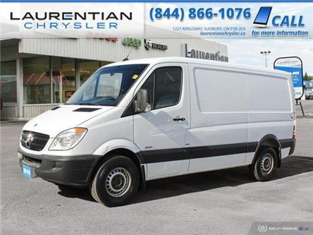 2010 Mercedes-Benz Sprinter Van High Roof (Stk: 19558A) in Sudbury - Image 1 of 21