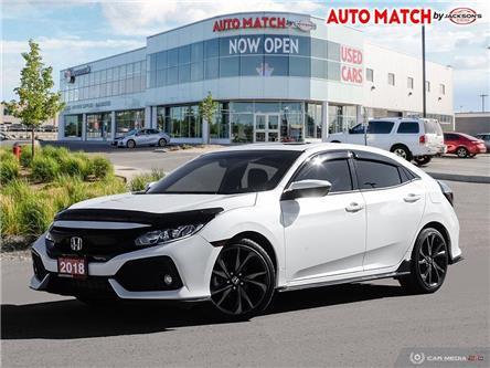 2018 Honda Civic Sport (Stk: U5007A) in Barrie - Image 1 of 27
