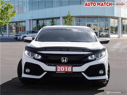 2018 Honda Civic Sport (Stk: U5007A) in Barrie - Image 2 of 27