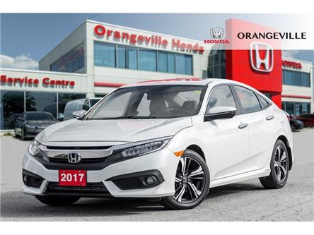 2017 Honda Civic Touring (Stk: F18439A) in Orangeville - Image 1 of 21