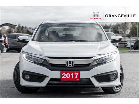 2017 Honda Civic Touring (Stk: F18439A) in Orangeville - Image 2 of 21