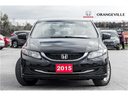 2015 Honda Civic LX (Stk: F19145A) in Orangeville - Image 2 of 19