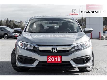 2018 Honda Civic EX (Stk: H19040A) in Orangeville - Image 2 of 20