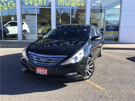 2012 Hyundai Sonata Limited (Stk: H12138A) in Peterborough - Image 1 of 18