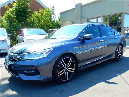2016 Honda Accord Touring (Stk: 1HGCR2) in Kitchener - Image 1 of 28