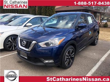 2019 Nissan Kicks SV (Stk: KI19018) in St. Catharines - Image 1 of 5