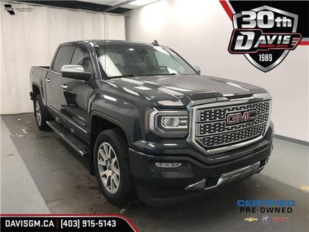 2017 GMC Sierra 1500 Denali (Stk: 182728) in Lethbridge - Image 1 of 36