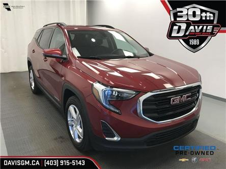 2018 GMC Terrain SLE (Stk: 189751) in Lethbridge - Image 1 of 35