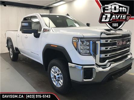 2020 GMC Sierra 2500HD SLE (Stk: 210337) in Lethbridge - Image 1 of 35