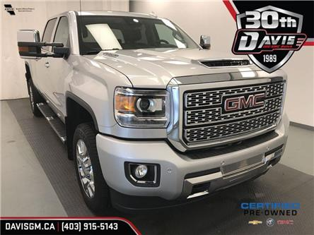 2019 GMC Sierra 2500HD Denali (Stk: 205424) in Lethbridge - Image 1 of 35