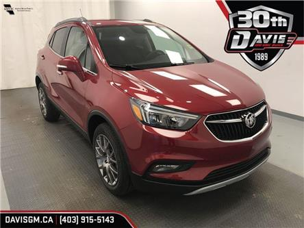 2019 Buick Encore Sport Touring (Stk: 208659) in Lethbridge - Image 1 of 35