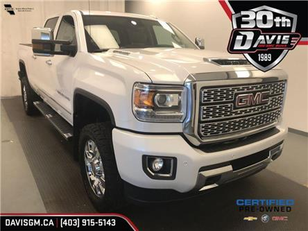 2018 GMC Sierra 2500HD Denali (Stk: 194203) in Lethbridge - Image 1 of 36
