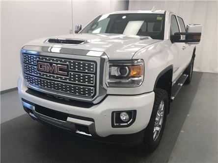 2018 GMC Sierra 2500HD Denali (Stk: 194203) in Lethbridge - Image 2 of 36