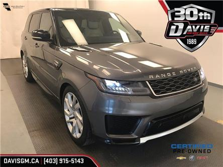 2018 Land Rover Range Rover Sport HSE (Stk: 200789) in Lethbridge - Image 1 of 34