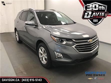 2018 Chevrolet Equinox Premier (Stk: 203845) in Lethbridge - Image 1 of 35