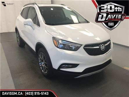 2019 Buick Encore Sport Touring (Stk: 208962) in Lethbridge - Image 1 of 35