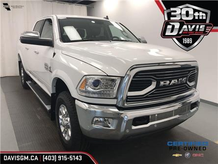 2018 RAM 3500 Longhorn (Stk: 208913) in Lethbridge - Image 1 of 36