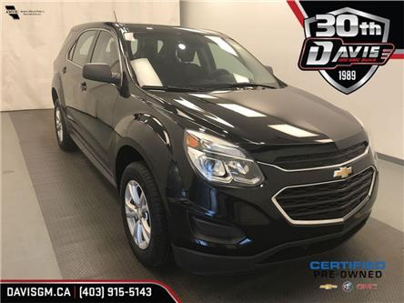 2017 Chevrolet Equinox LS (Stk: 209340) in Lethbridge - Image 1 of 35