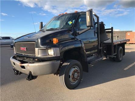 2009 GMC 4500 REGULAR CAB 4X4 - PICKER / FLATDECK W/T (Stk: 158526) in Lethbridge - Image 2 of 24